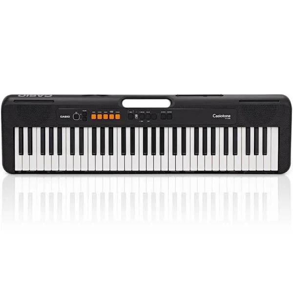 Casio CT S100 Portabelt Keyboard, Svart