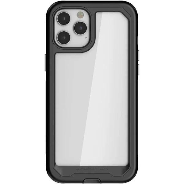 Ghostek Atomic Slim 3 iPhone 12 Pro Max Case - Black