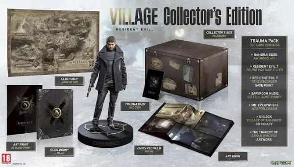 Resident Evil 8: Village Collectors Edition- PS5