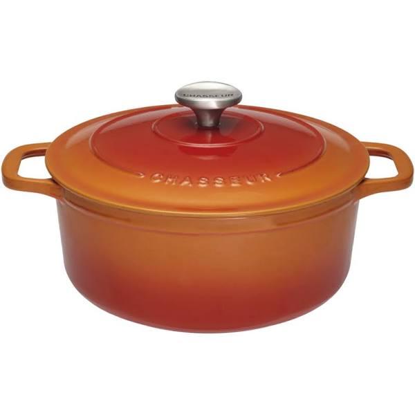 Chasseur Gryta Rund 5,2 L Ø 26 cm Orange