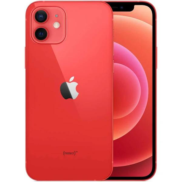 MOBILE PHONE IPHONE 12/64GB RED MGJ73QL/A APPLE