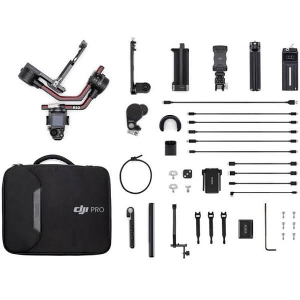 DJI RS 2 Pro Combo-kit, med fokusföljning