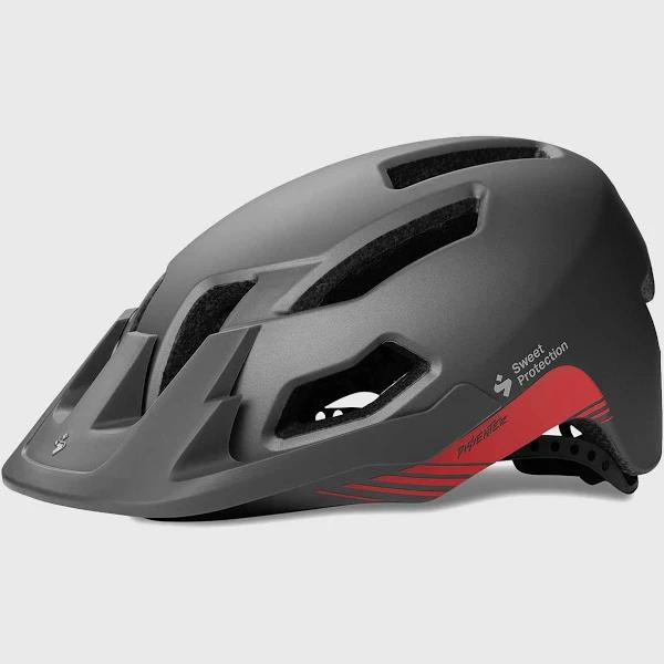 Sweet Protection Dissenter MIPS Cycling Helmet grey