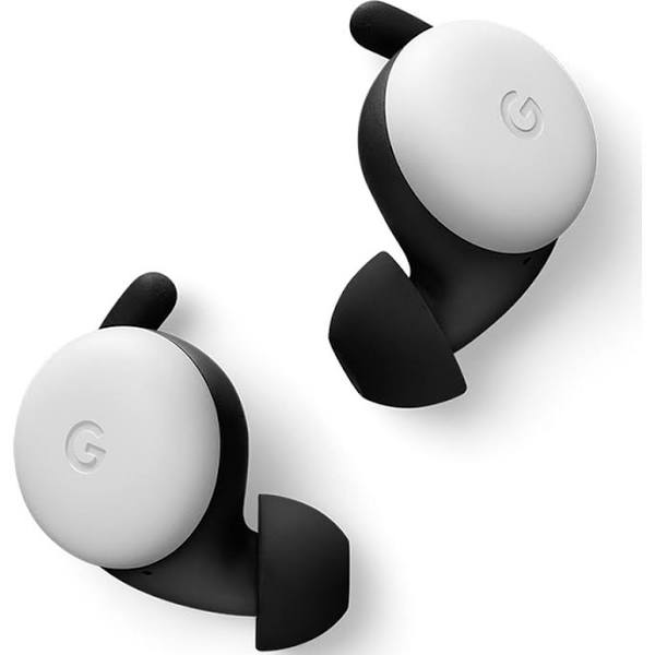 GOOGLE Pixel Buds Wireless Bluetooth Earphones - Clearly White