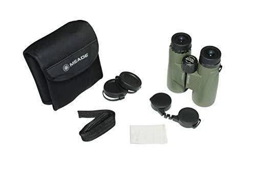 Meade Instruments 125024 Wilderness Binoculars - 8x42 (Green)
