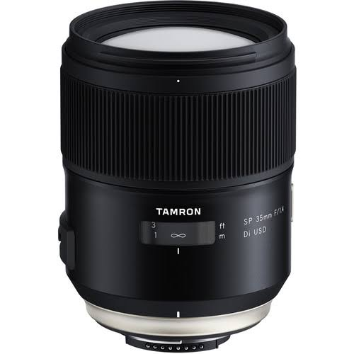 Tamron 35mm F/1.4 SP Canon