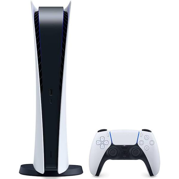 Sony PlayStation 5 (PS5) Digital Edition with 2pcs DualSense...