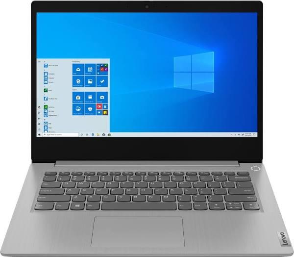 """Lenovo Ideapad 3 14"""" bärbar dator (platinagrå)"""