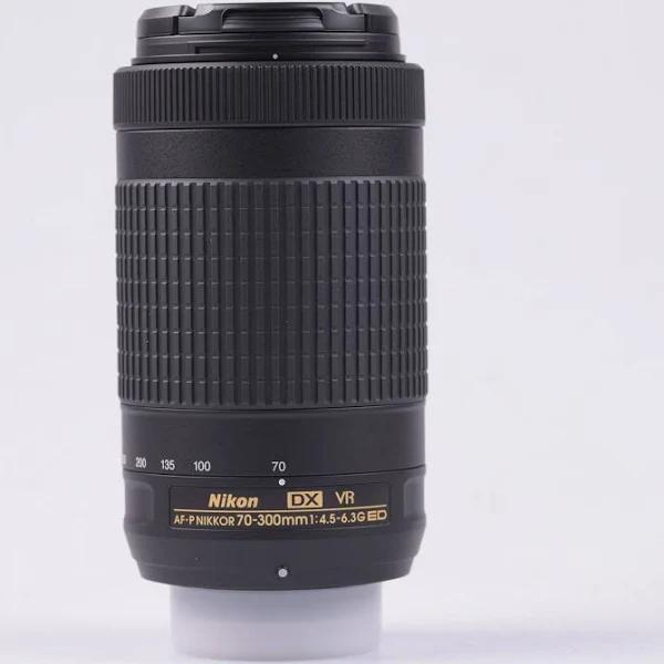 Nikon AF-P DX NIKKOR 70-300mm f/ 4.5-6.3G ED VR