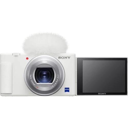 Sony ZV-1 Digital Camera - White
