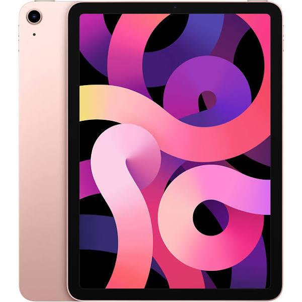 """Apple 10.9-Inch Ipad Air Wi-Fi - 4:E Generation - Surfplatta - 256 Gb - 10.9"""" Ips (2360 X 1640) - Guldrosa"""