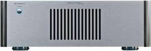 Rotel RB1582 mkII slutsteg, svart