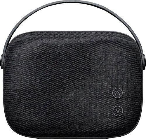 Vifa - Vifa Helsinki Hi-Resolution Bluetooth Wireless Portable Speaker - Slate Black - 87063 - 5712009870632