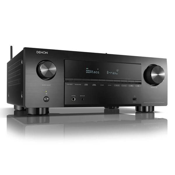 denon avc-x3700h black av amplifier