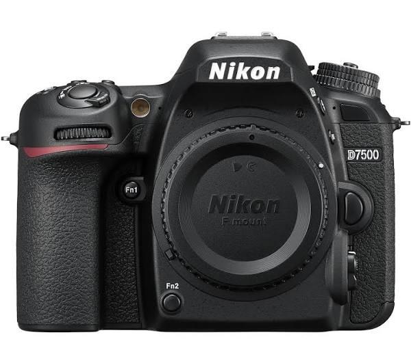 Nikon D7500 Body Digital SLR Cameras [kit box]