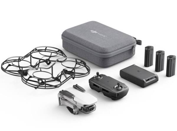 DJI Mavic Mini Fly More Combo Kamera
