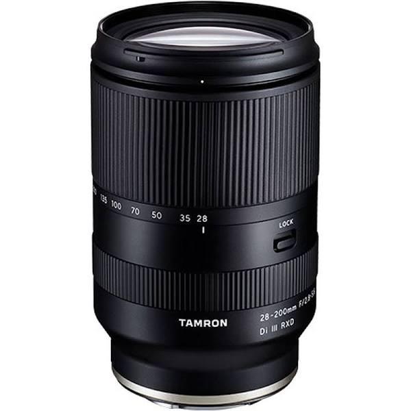 Tamron 28-200/2,8-5,6 Di III RXD till Sony E