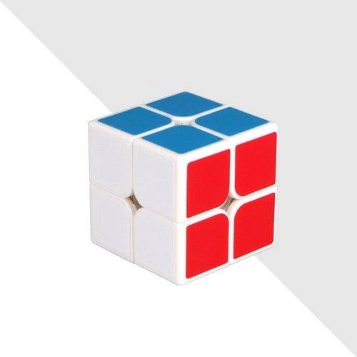 2X2 Magic Cube Puzzle Training Reaction Speeds Educational
