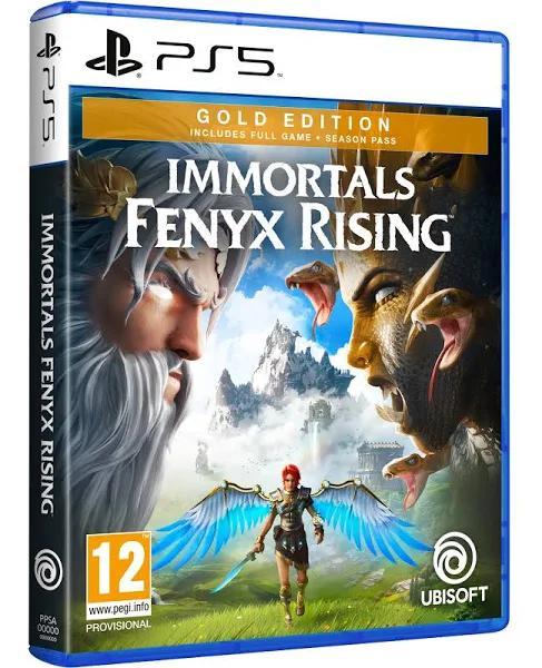 Immortals Fenyx Rising (Gold Edition)