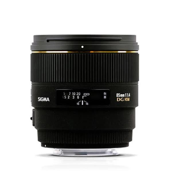 SIGMA AF 85mm f/1.4 DG EX HSM ASP RF NIKON