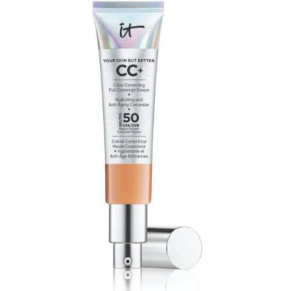 IT Cosmetics Your Skin But Better CC+ SPF50+ Tan - Makeup - CC-cream
