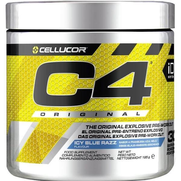Cellucor - C4 Original, Orange - 195g
