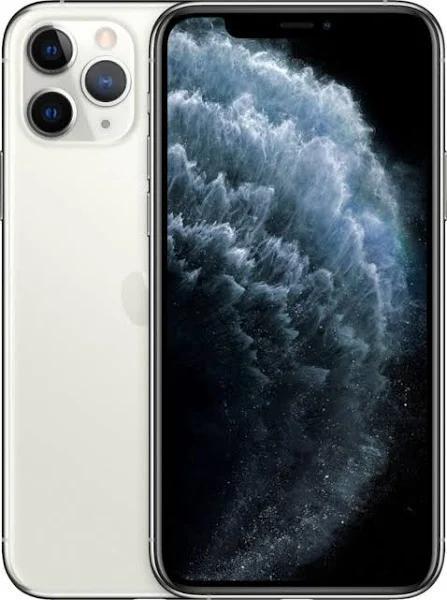 Apple iPhone 11 Pro fabriken låst upp Silver