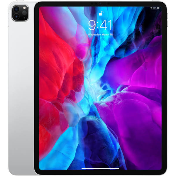 "Apple iPad Pro 12,9"" (2020) 128GB Silver"