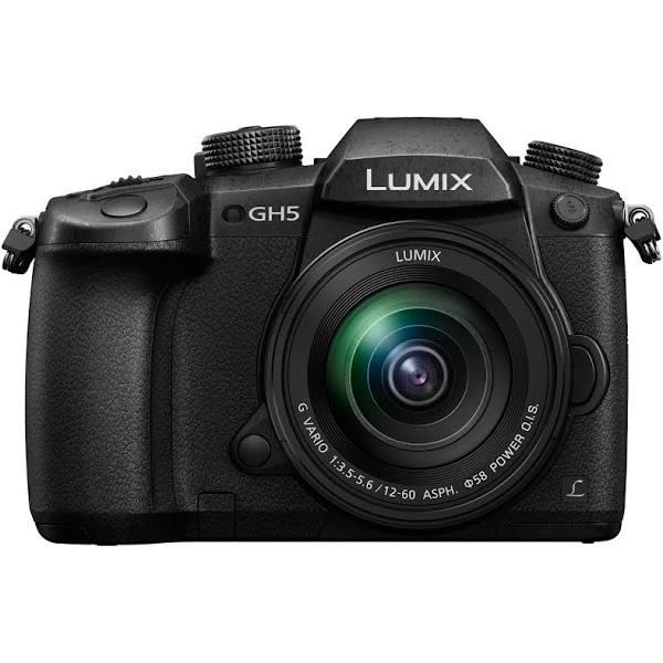 Panasonic Lumix Dc-Gh5 + 12-60mm f/3,5-5,6