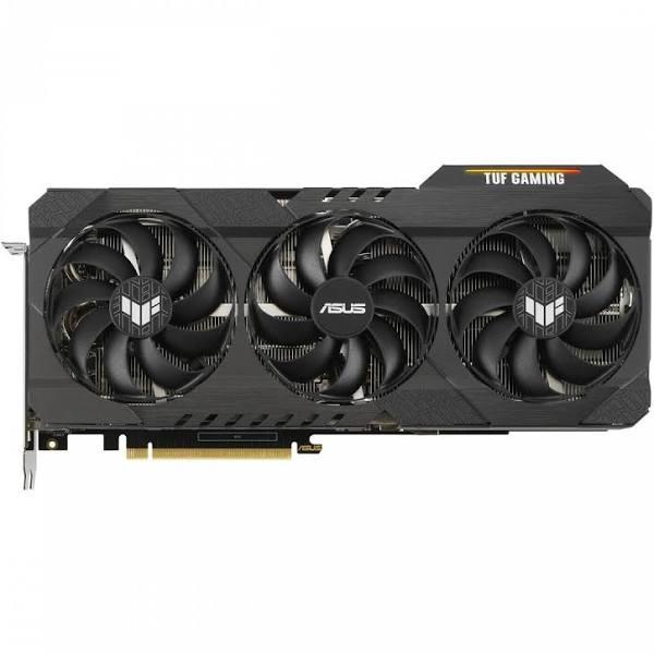 Asus GeForce RTX 3070 Ti TUF Gaming OC 8GB (LHR)