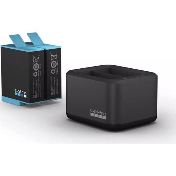 GoPro Dual Battery Charger + Battery voor HERO9 Black