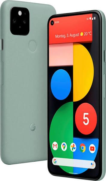 Google Pixel 5 - Sorta Sage