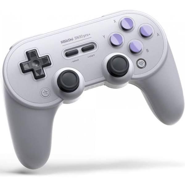 8Bitdo SN30 Pro+ Gamepad SN Edition for Nintendo Switch