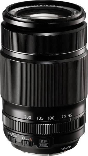 Fujifilm FUJINON XF 55-200mm f/3.5-4.8 R LM OIS