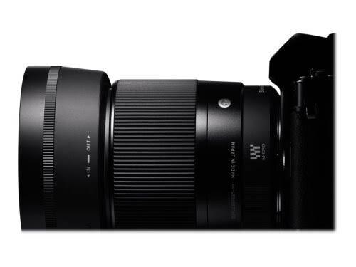 Sigma Contemporary - Lins - 30 Mm - F/1.4 Dc Dn - Canon Ef-M