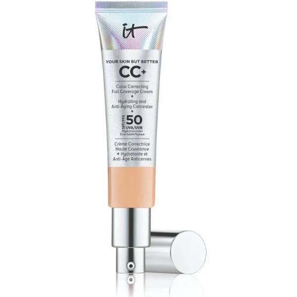 IT Cosmetics Your Skin But Better CC+ SPF50+ Neutral Medium - Makeup - CC-cream