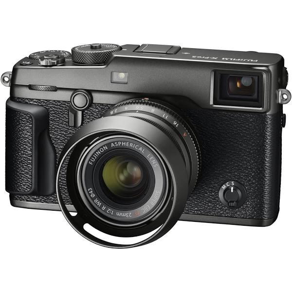 Fujifilm X-Pro2 + XF 23/2,0 R WR Graphite Silver