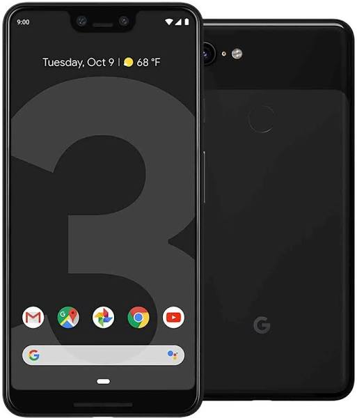 GOOGLE Pixel 3 XL 128GB - Just Black