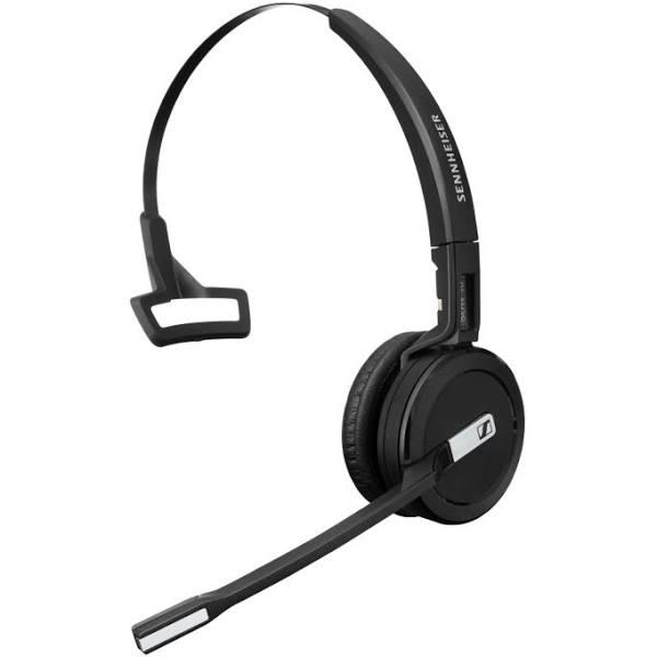 Sennheiser SDW 5015 - Headsetsystem - på örat - konvertibel - DECT - trådlös - EU