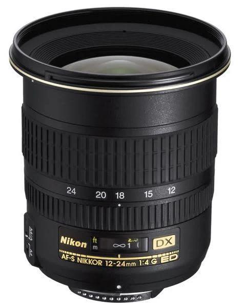 Nikkor AF-S 12-24mm f/4.0 G DX IF-ED