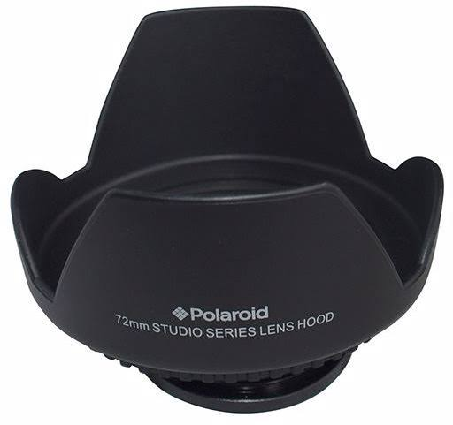 Polaroid Lens Hood Screw-On 58 mm