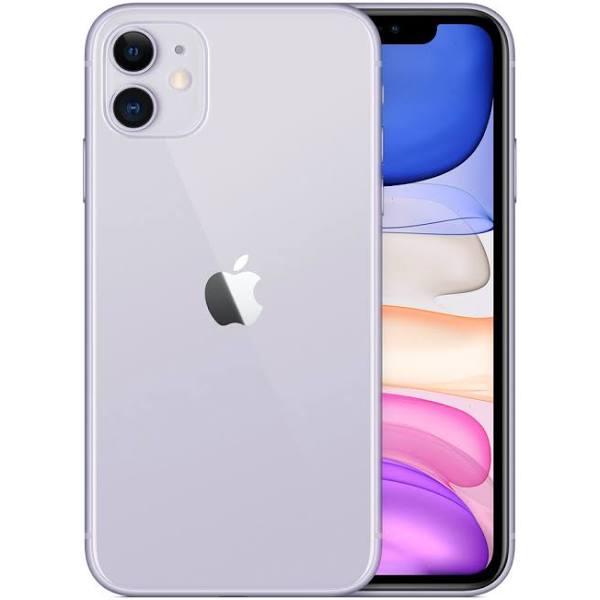 Apple iPhone 11 64GB A2221 (nano-SIM+ eSIM) - Purple