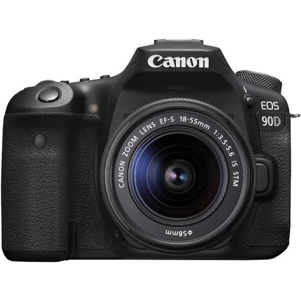 Canon Eos 90d + 18-55mm F/3.5-5.6 Is Stm