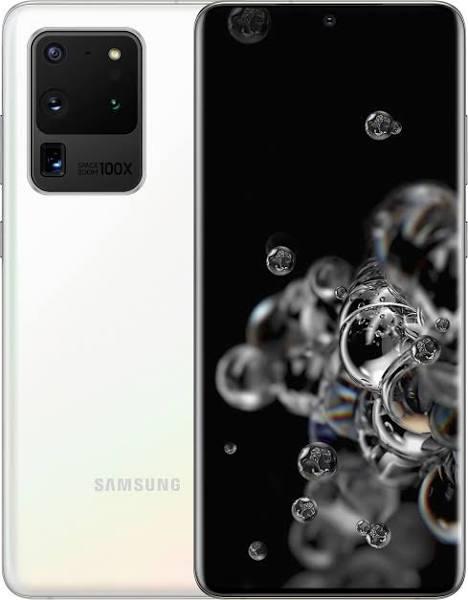 Samsung G988B Galaxy S20 Ultra 5G Cloud White