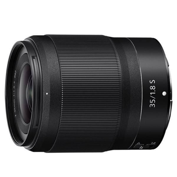 Nikon Nikkor Z 35mm f/1,8 S
