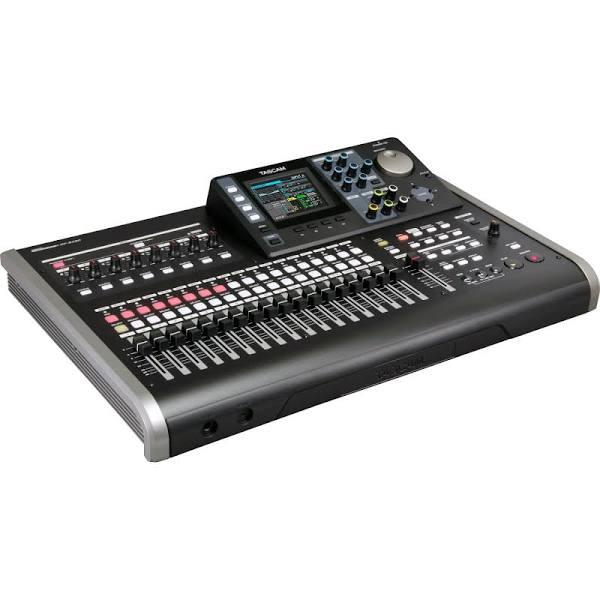 Tascam DP-24SD digital 24 track recorder