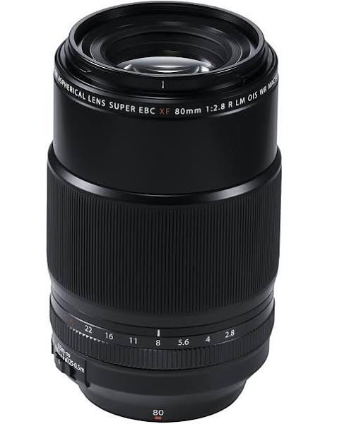 Fujifilm Fujinon XF 80mm F/2.8 LM OIS WR Macro Objektiv & Kikare