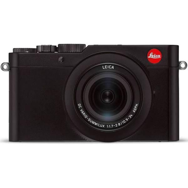 Leica 19140 D-LUX 7 zwart