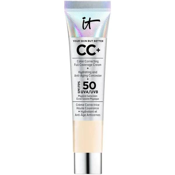 IT Cosmetics Your Skin But Better CC+ SPF50+ Travelsize Fair - Makeup - Foundation