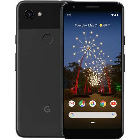 Google Pixel 3A XL 4GB/64GB - Black